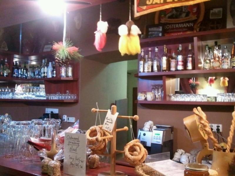 Kavárna Na Šumavě