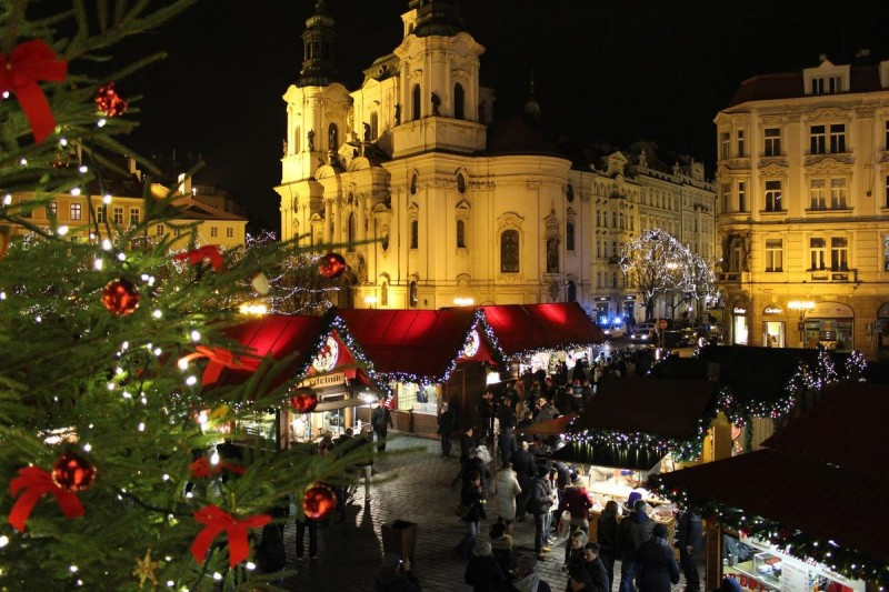 Главная ярмарка страны на Староместской площади 2