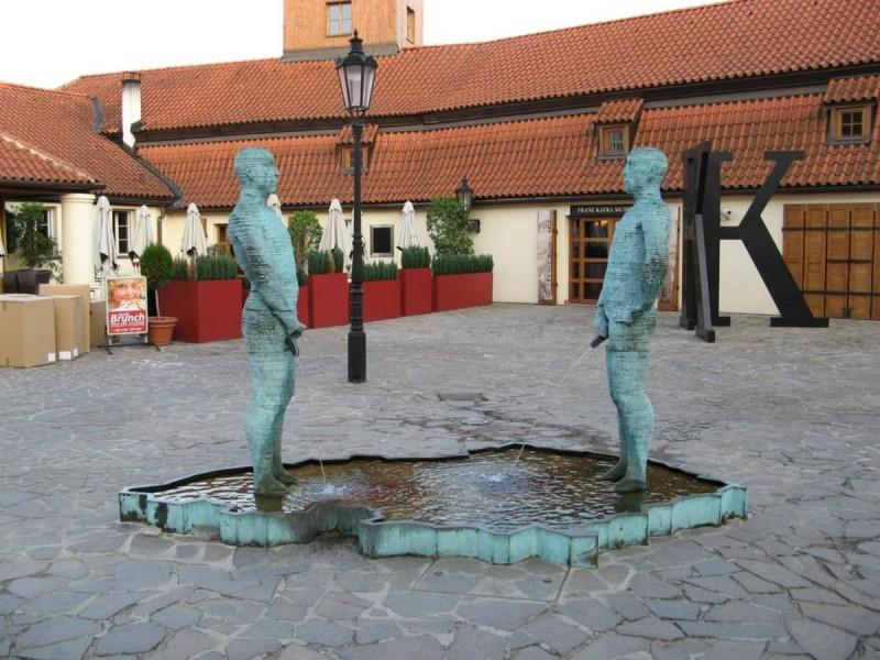 Музей Франца Кафки 3