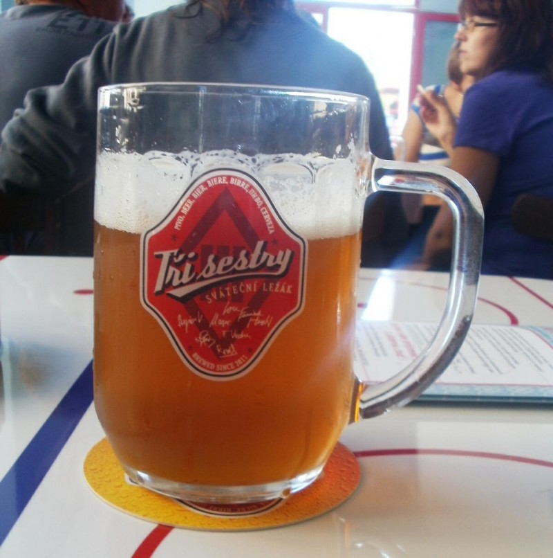 Пивная На старой ране - пиво 2