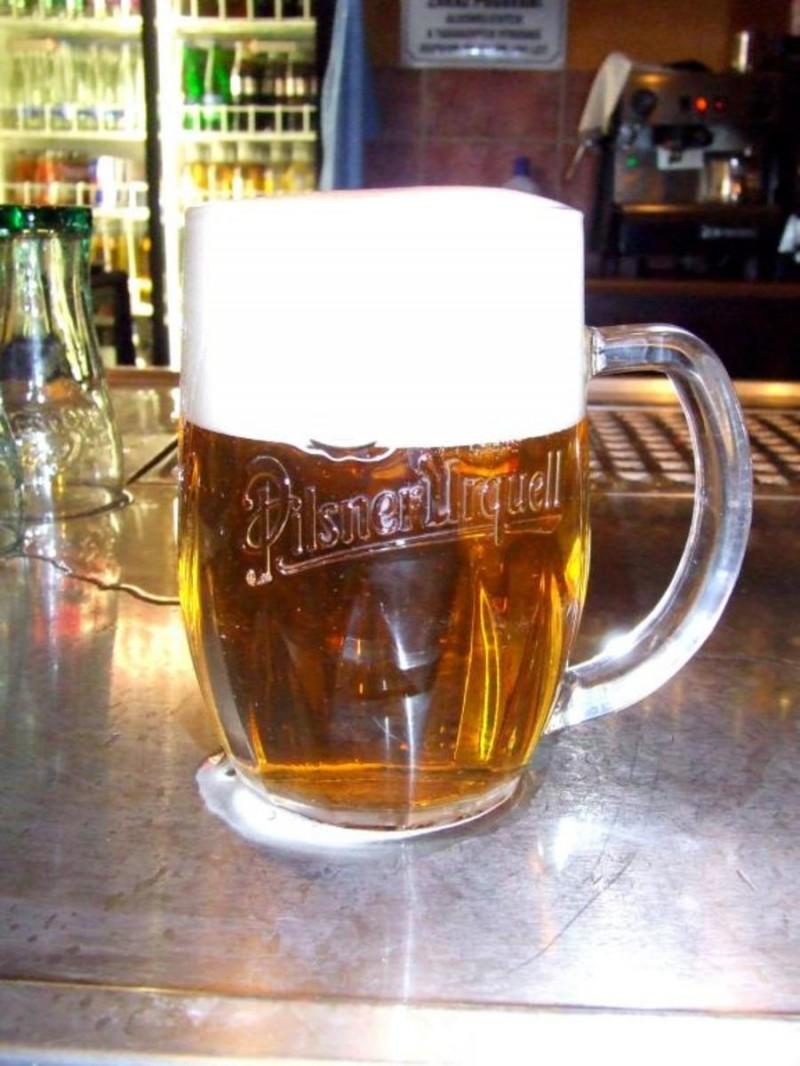 Пивная Точнильный станок - пиво