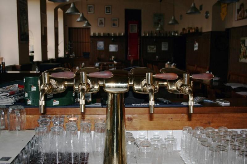 Пивная У доходяги - U Chcípáka - пиво
