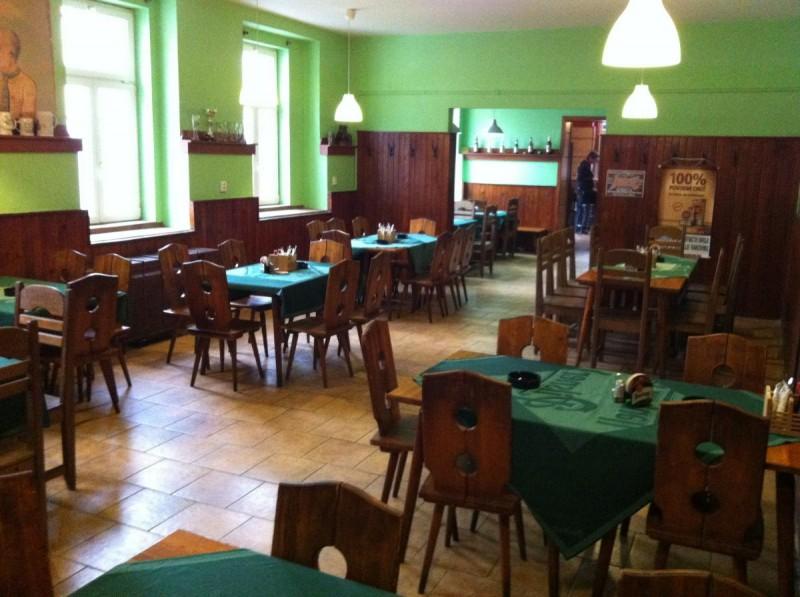 Пивная Na Klikovce - зал 3