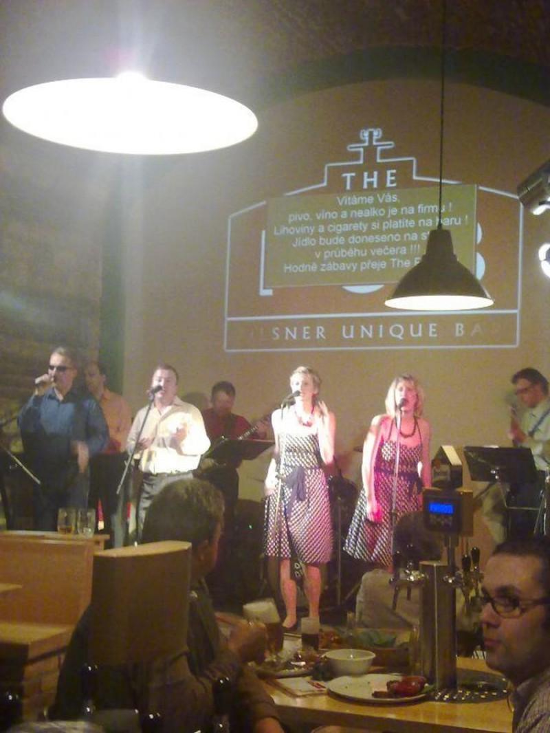 Пивная The Pub 5 - группа