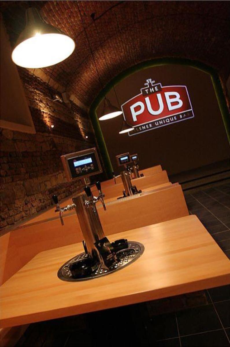 Пивная The Pub 5 - зал 2