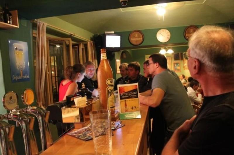 Пивная U Holečků - бар