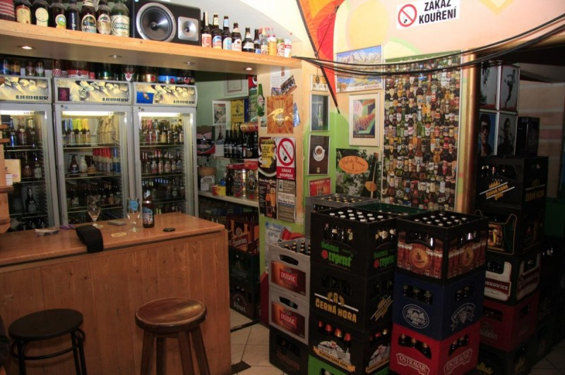 Пивотека Base Camp Pivni Galerie 5