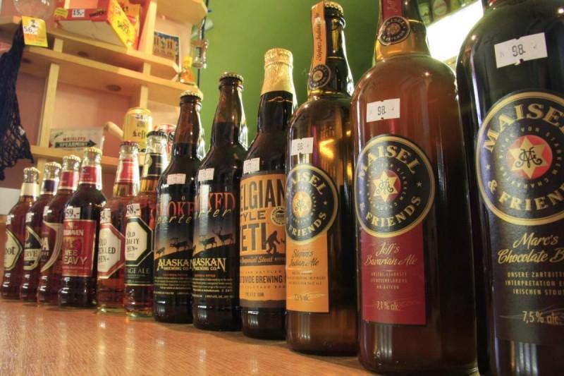 Пивотека Base Camp Pivni Galerie