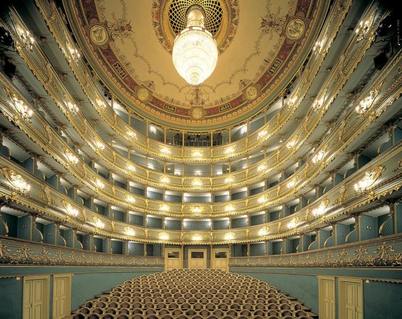 Сословный театр - зал