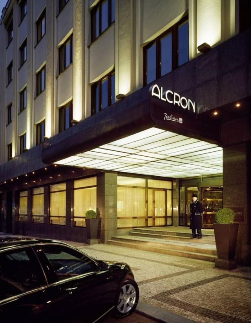 Radisson Blu Alcron Hotel Prague