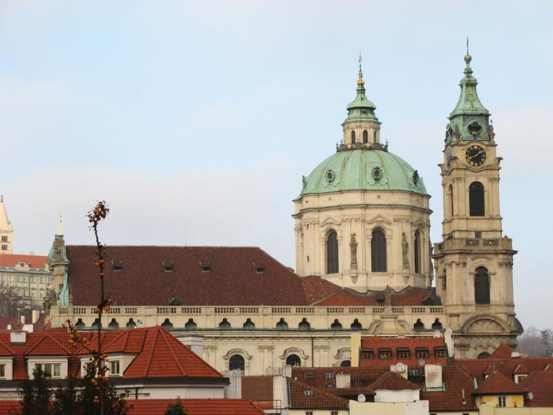 Башня собора святого Николая