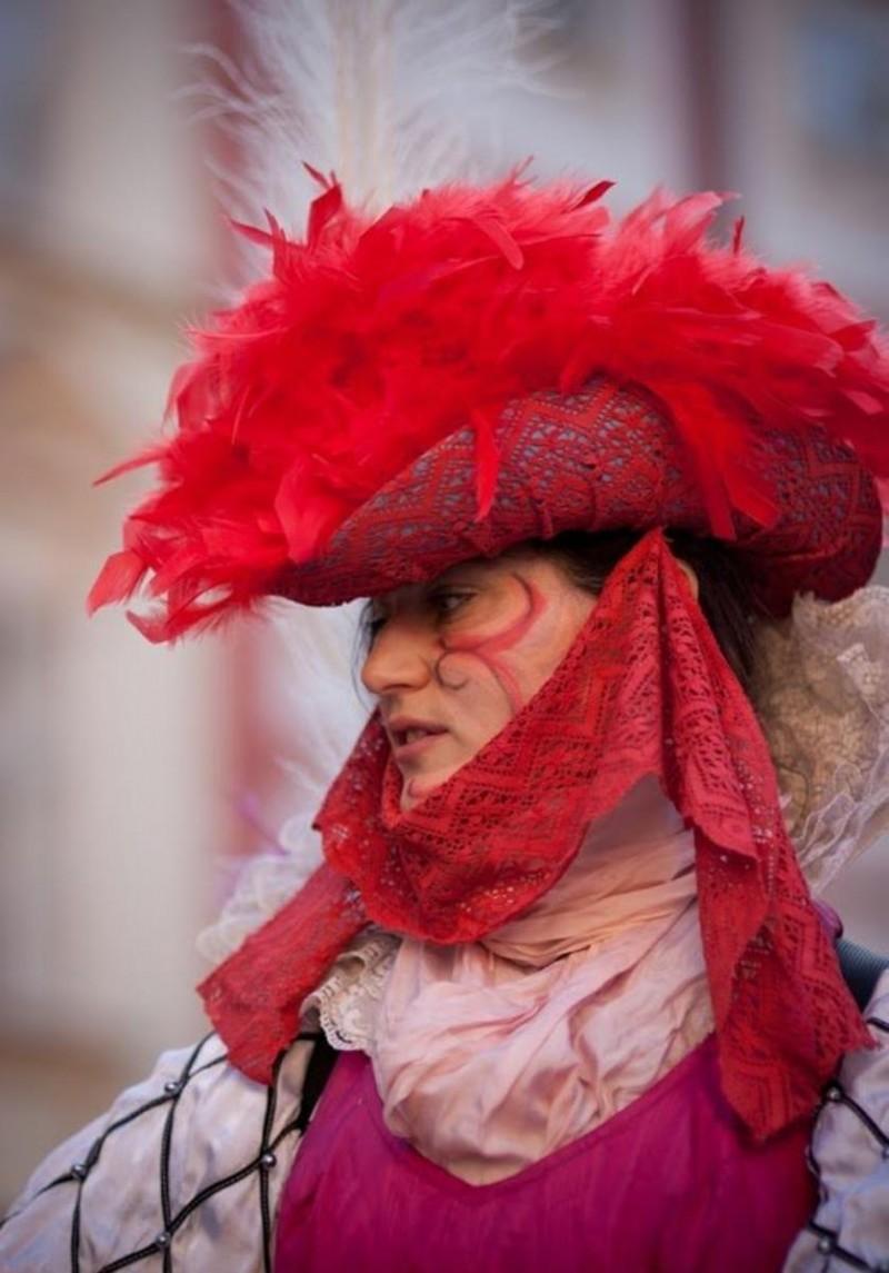 Богемский карнавал в Праге 10