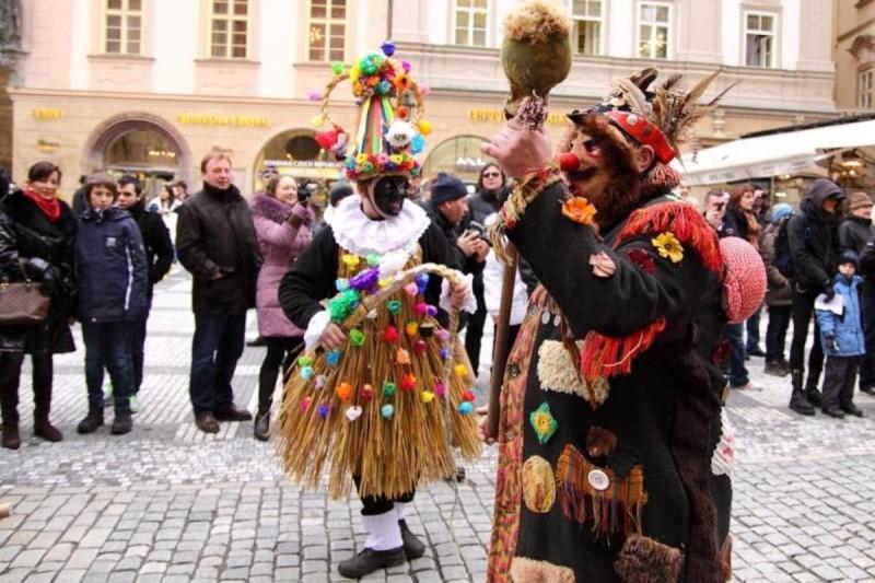 Богемский карнавал в Праге 4