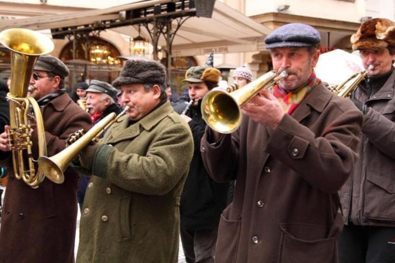 Богемский карнавал в Праге 6