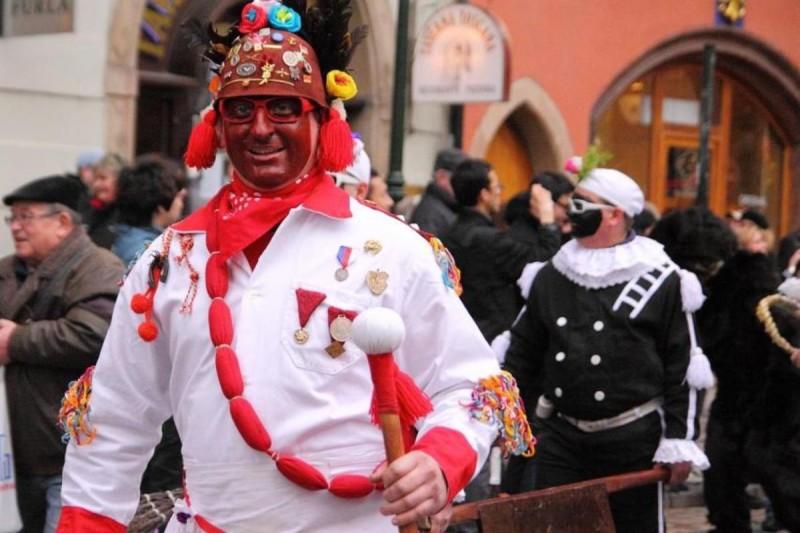Богемский карнавал в Праге 7