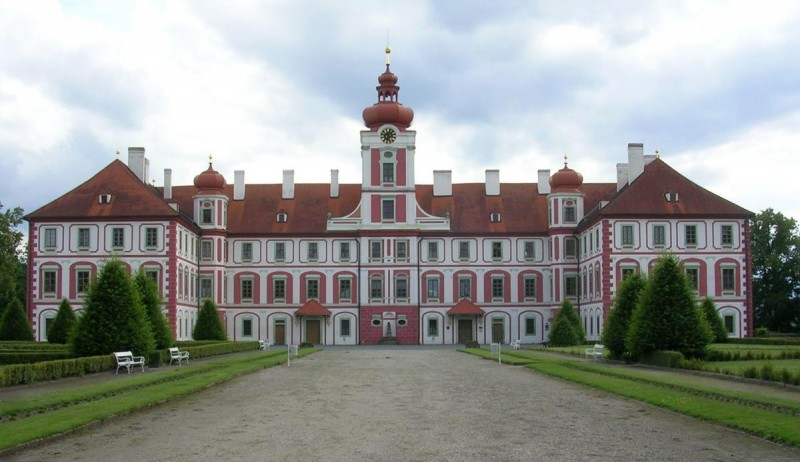 Замок Мнихово-Градиште