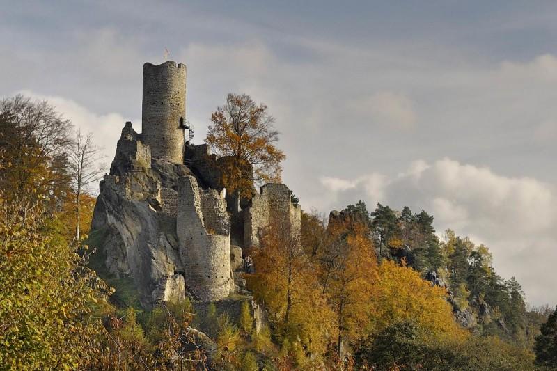 Замок Фридштейн 2
