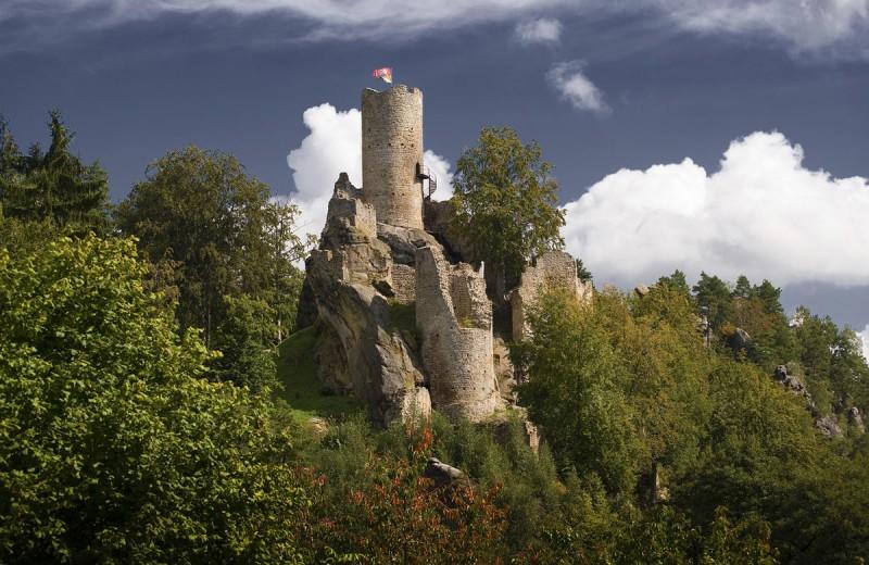 Замок Фридштейн 5