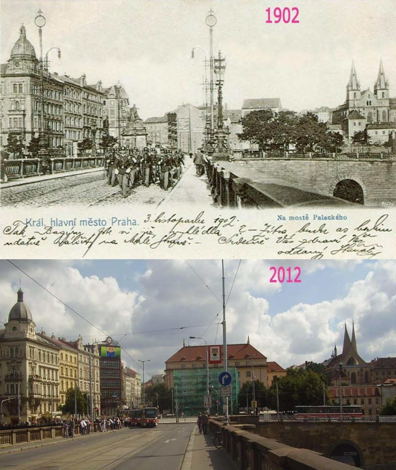 Мост Палацкого 3