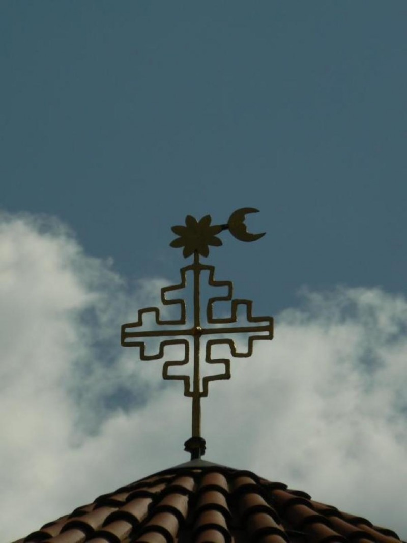 Ротонда Святого Креста 4