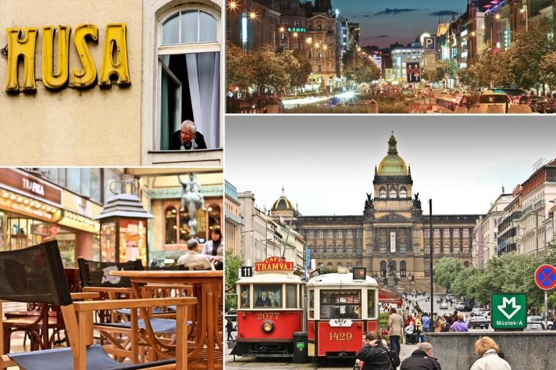 Фотографии летней Праги 7