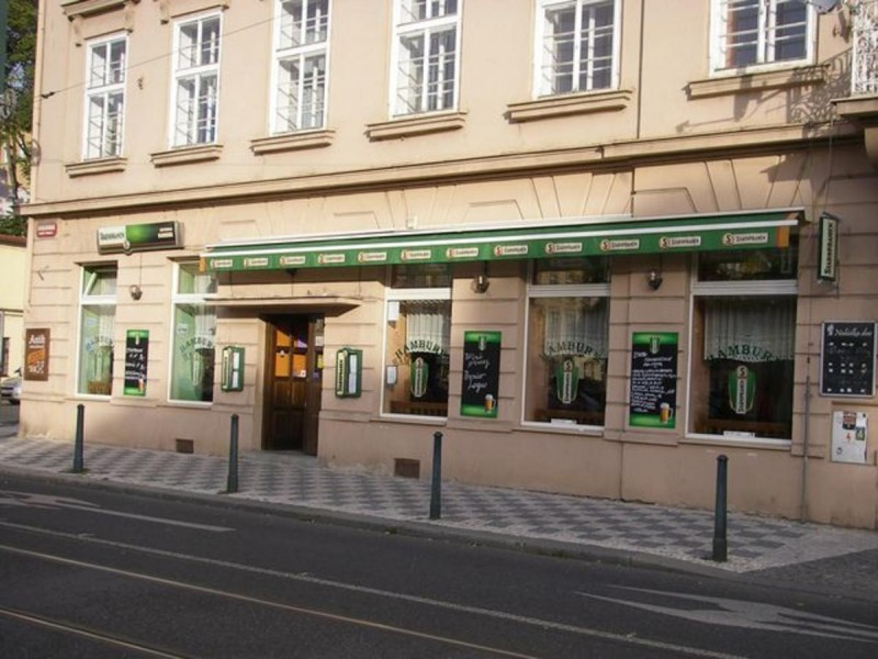 Restaurace Hamburk