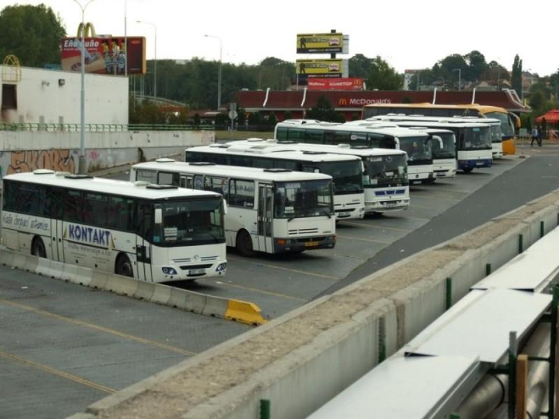 Автовокзал Черный Мост 2