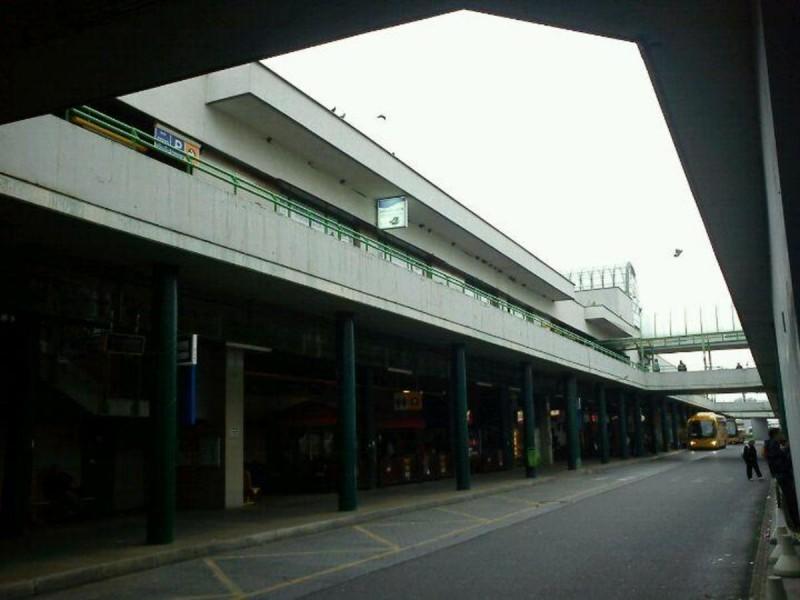 Автовокзал Черный Мост 6