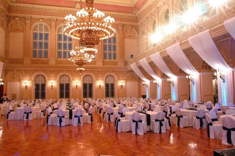 Дворец Жофин - зал 3