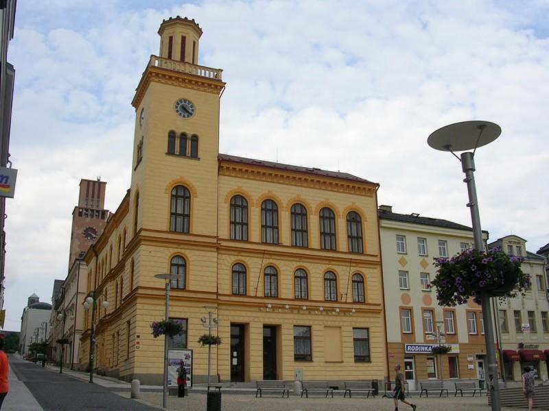 Здания Старой и Новой ратуши
