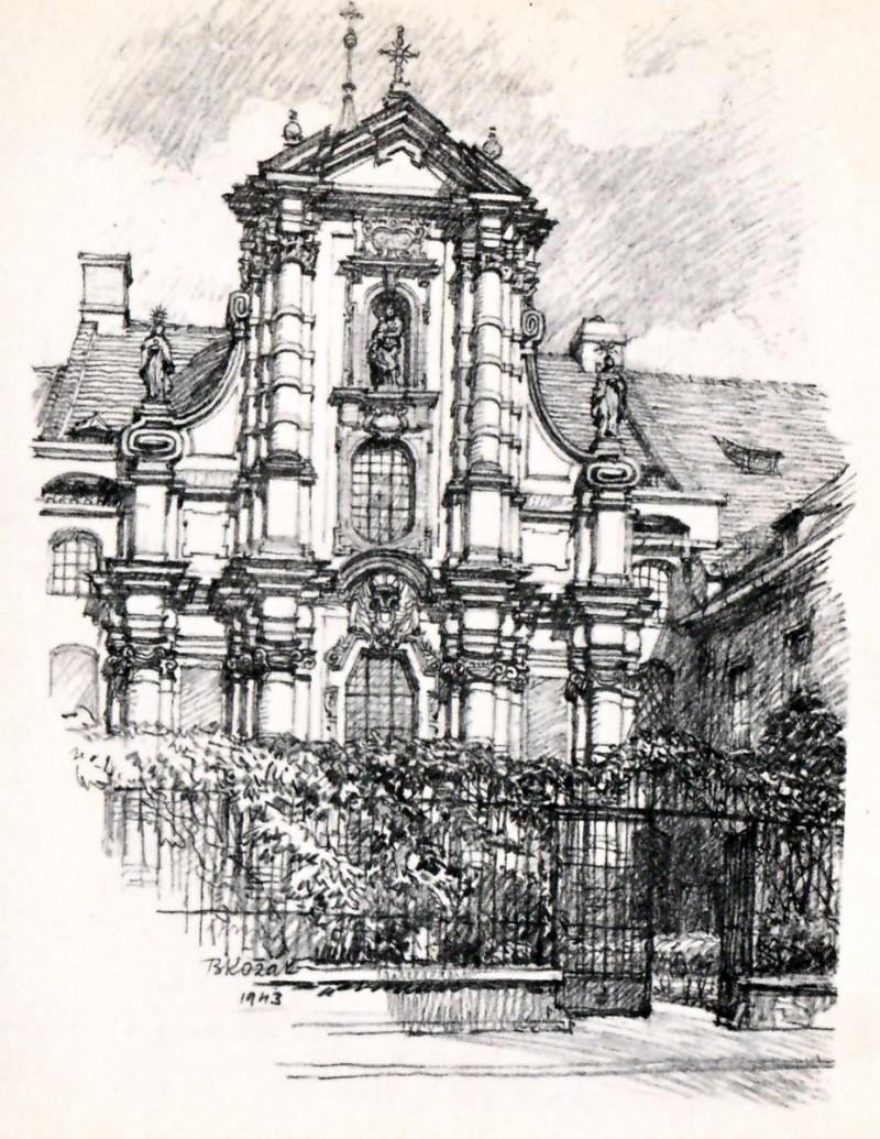 Костел Святого Йозефа - история