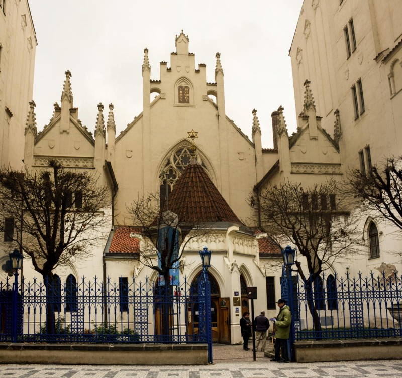 Майзелова синагога