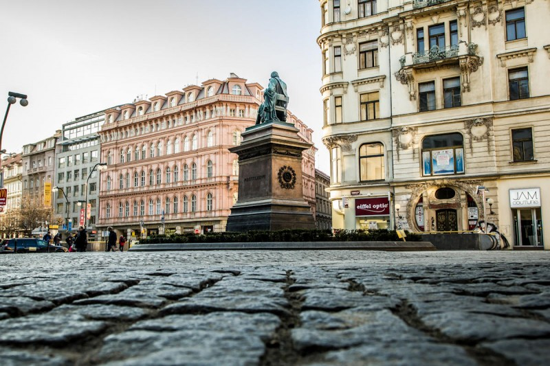 Памятник Йозефу Юнгману