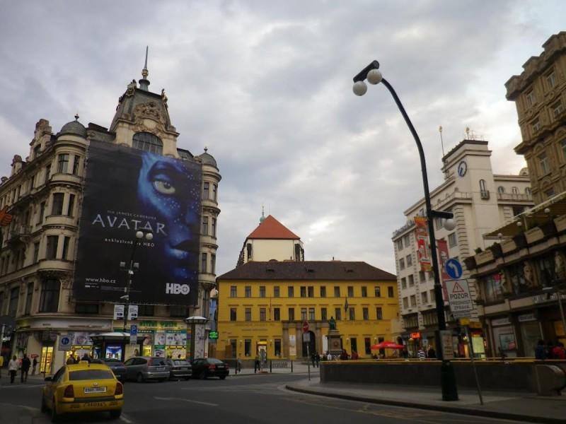 Площадь Юнгмана 2