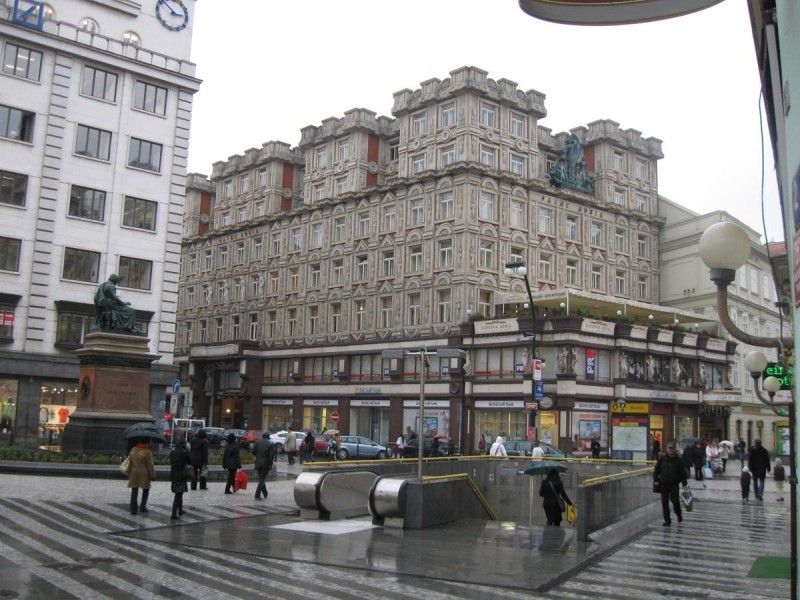 Площадь Юнгмана