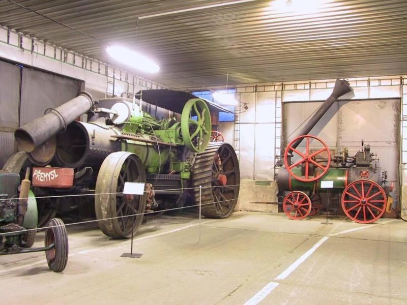 Сельскохозяйственный музей 1