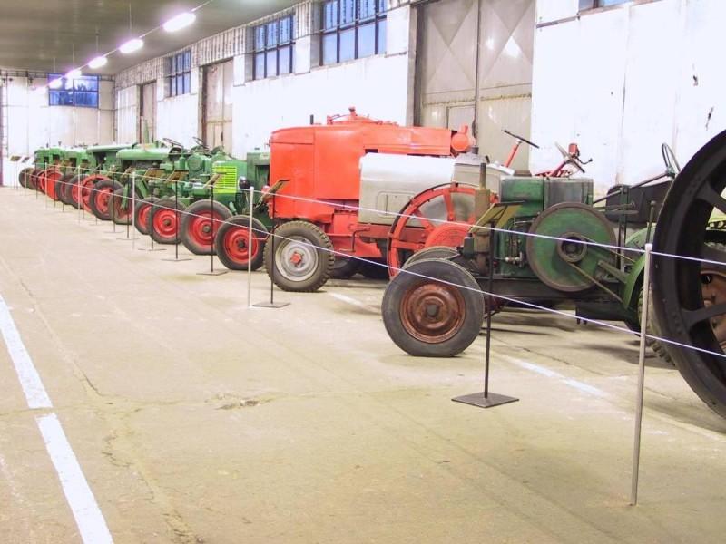 Сельскохозяйственный музей 2