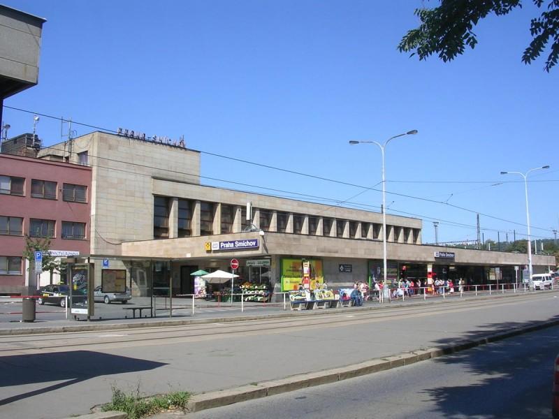 Смиховский вокзал 4