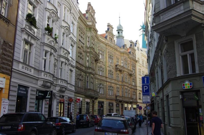 Улица Майзела