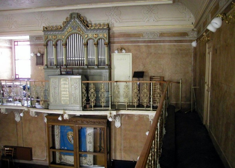 Церковь Святого Игнатия из Лойолы 6