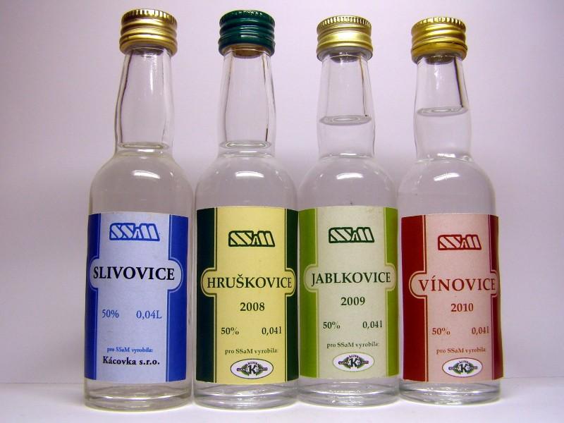 Чешская сливовица 4