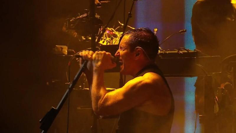 Nine Inch Nails в Праге