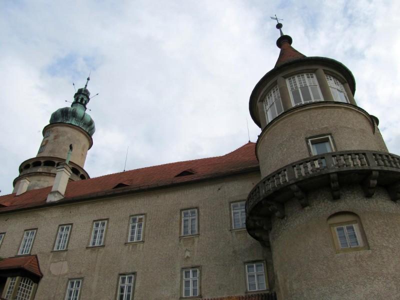 Замок Нове Место над Метуйей 4
