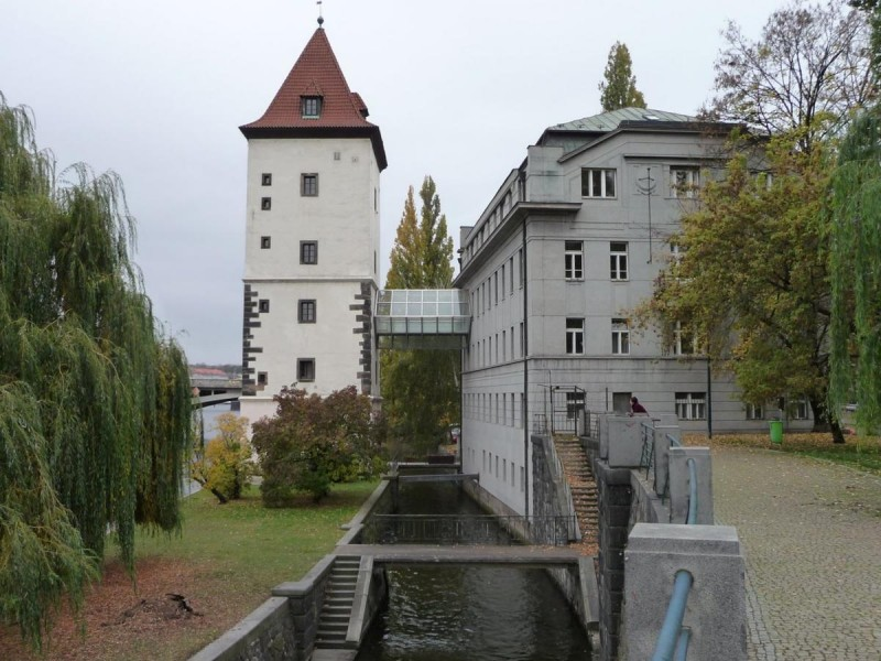 Малостранская водонапорная башня 5