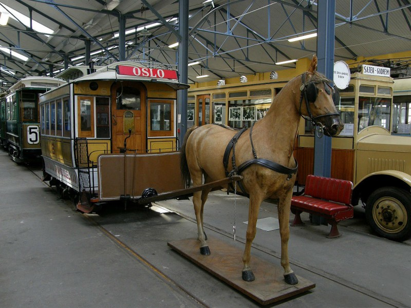 Музей общественного транспорта 4