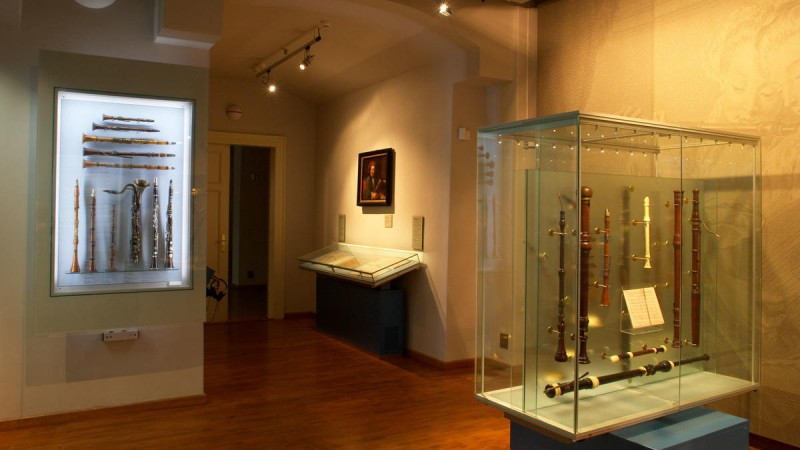 Музей чешской музыки 5