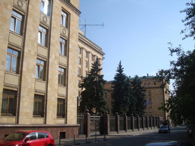 Посольство Чехии в Москве 4