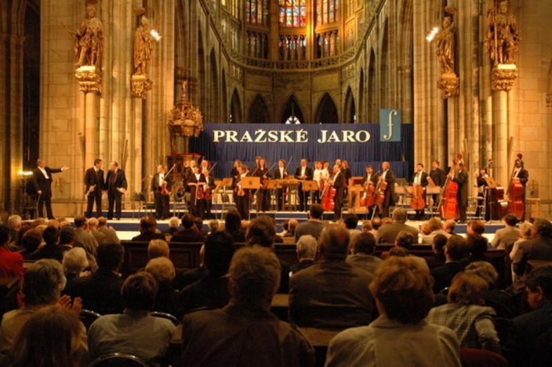 Фестиваль Пражская весна