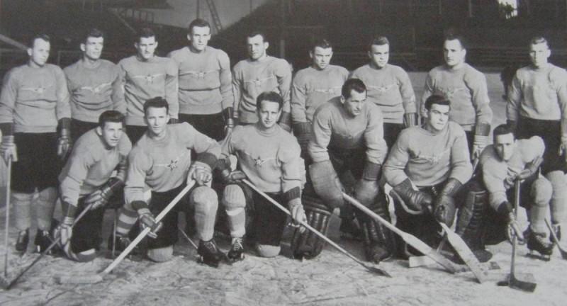 Чешский хоккей - история 2