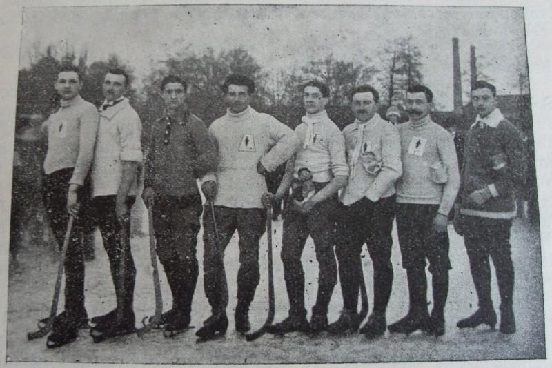 Чешский хоккей - история
